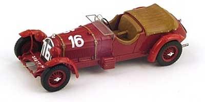 ALFA ROMEO 8C WINNER LE MANS 1931