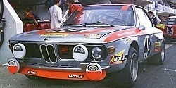 BMW 2800 CS,TEAM SCHNITZER-MOTUL, 1972