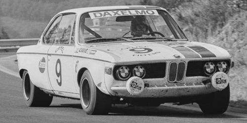 BMW 2800 CS,CASTROL BMW,24u SPA-FRANCORCHAMPS 1971