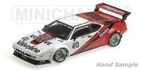 Bmw M1 Procar - Project Four Racing, winner Monaco Procar Series 1980