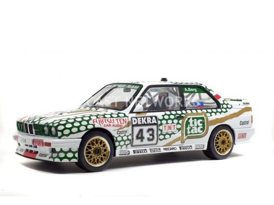 BMW M3 E30 DTM  TIC TAC 1991