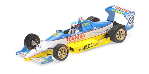 F3 REYNARD SPIESS F893 ,MICHAEL SCHUMACHER, MACAU GP 1989