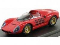 FERRARI DINO 206 SPIDER ch.0842 WINNER CESANA-SESTRIERE 1967