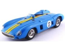 FERRARI 860 MONZA SPIDER Ch.0602 2nd VENEZUELA-CARACAS GP 1956