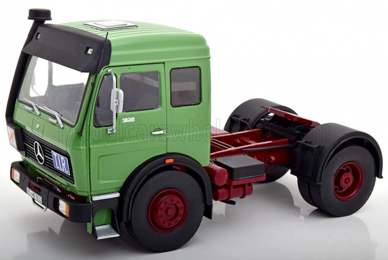 MERCEDES NG 1632 TRACTOR TRUCK 1973