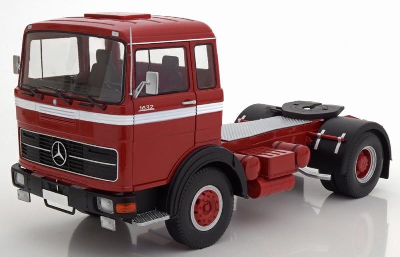 Mercedes LPS 1632 1969