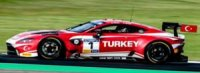 ASTON MARTIN Vantage GT3 FIA Motorsport Games GT Cup Vallelunga 2019 Team Turquie