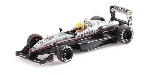 DALLARA MERCEDES F302,LEWIS HAMILTON,MACAU GP 2004