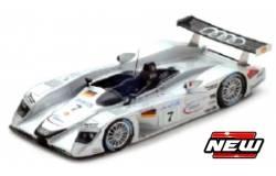 Audi R8  3rd 24u LE MANS 2000