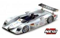 Audi R8  3rd 24H LE MANS 2000