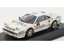 FERRARI 308 GTB RALLY VASCONAVARRO 1984