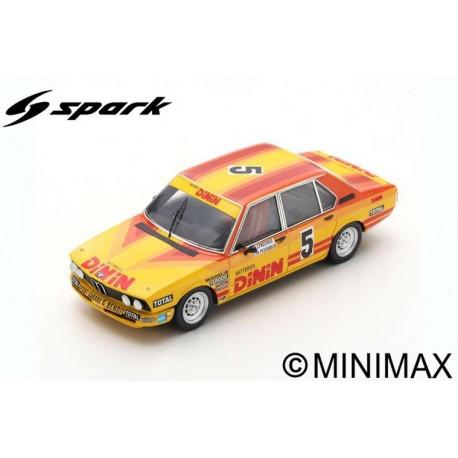 BMW 530 WINNER PAUL RICARD 1979