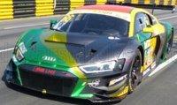 Audi R8 Lms Team Audi Sport Asia Tsrt Fia Gt World Cup Macau 2019