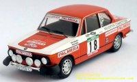 BMW 2002 Tii, Rallye Portugal, 1976