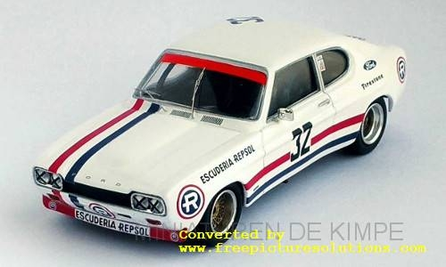 Ford Capri 2600 RS, 1972