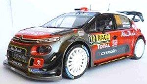 Citroen C3 WRC,Winner Catalogne 2018