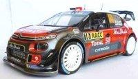 Citroen C3 WRC, Winner Catalogne 2018
