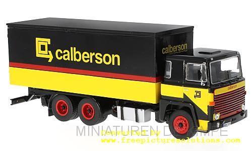 Scania 111, Calberson