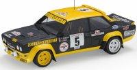 FIAT 131 ABARTH WINNER RALLY TOUR DE COURSE 1977