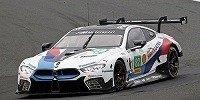 BMW M8 GTE BMW TEAM MTEK, 6H FUJI 2018