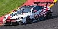 BMW M8 GTE BMW TEAM RLL  6u WATKINS GLEN 2018