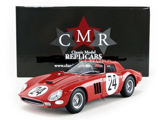FERRARI 250 GTO 24u LE MANS 1964,tijdelijke Promotie