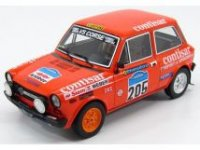Autobianchi A112 Abarth Rally Colline Dei Romagna 1978
