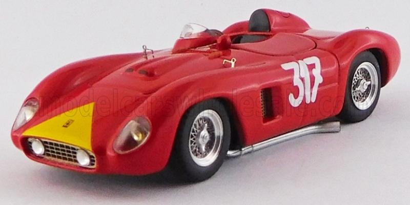 FERRARI 500TR SPIDER Ch.0610 GIRO DI SICILIA 1956