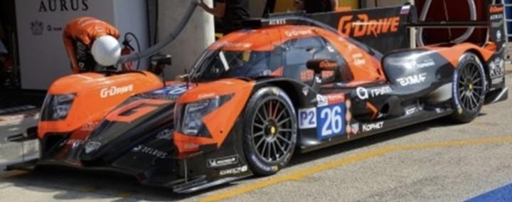 AURUS 01 GIBSON G-DRIVE RACING 9th 24u LE MANS 2020