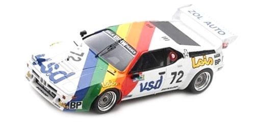 BMW M1 M88 3.5 L I6,BMW Zol Auto,Le Mans 1981