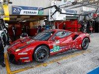Ferrari 488LM GTE PRO  Team RISI 24H Le Mans  2020