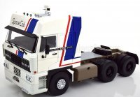 DAF 3300 SPACE CAB TRACTOR TRUCK 1982