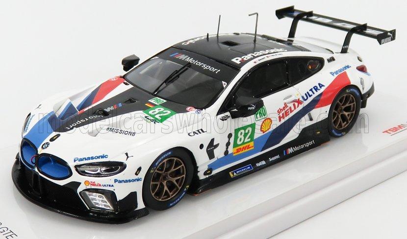 BMW M8 GTE TEAM BMW MTEK 6h FUJI 2018,nr82,T.BLOMQ