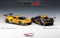 Chevrolet Corvette C8.R IMSA 24 H Daytona 2020 nr4 O. Gavin T. Milner M. Fassler