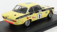 BMW 2800 CS 6h NURBURGRING 1971 nr9, H.P.JOISTEN - W.TRESER