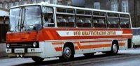 Ikarus 256 blanc / rouge, Kraftverkehr Zittau