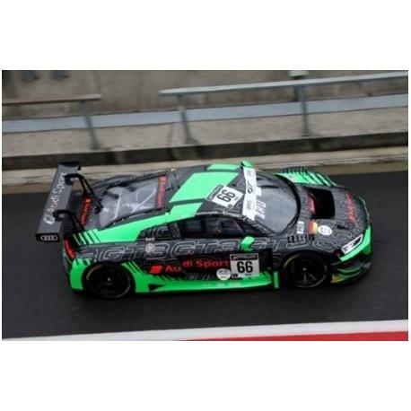 AUDI R8 LMS GT3 N°66 TEAM ATTEMPTO RACING 2ND DRU