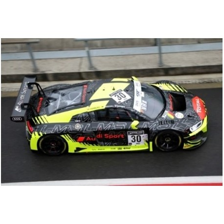 AUDI R8 LMS GT3 N°30 TEAM WRT D. MARSCHALL - F. H