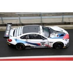 BMW M6 GT3 N°35 WALKENHORST MOTORSPORT 24H SPA 20