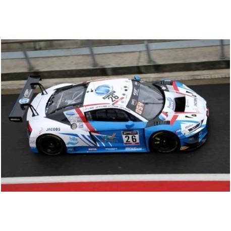 AUDI R8 LMS GT3 N°26 SAINTELOC RACING P-Y. PAQUE