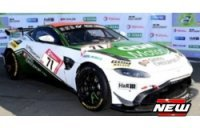 ASTON MARTIN VANTAGE AMR GT4 N°71 PROSPORT-RACING GMBH-DUMAREY-. WALKER-VERDONCK-HESS