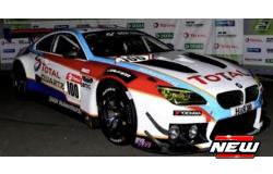 BMW M6 GT3 N°100 WALKENHORST MOTORSPORT WALKENHOR