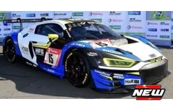 AUDI R8 LMS GT3 N°15 RACEING - POWERED BY HFG / R