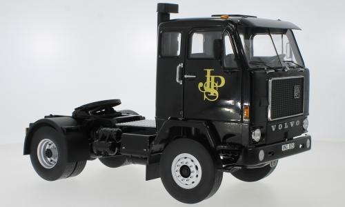Volvo F88, John Player Special,  1977 , zwart