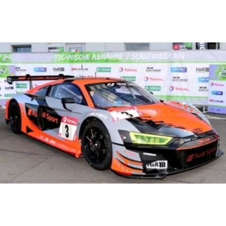 AUDI R8 LMS GT3 Nr3 Audi Sport Team 2de 24u Nürbu