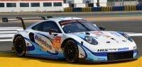 PORSCHE 911 RSR N°56 TEAM PROJECT 1 27th 24H LE MANS 2020 M. CAIROLI - E. PERFETTI - L. TEN VOORDE