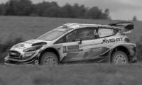 Ford Fiesta WRC, No.44, WRC, Rallye Estonia, G.Greensmith/E.Edmondson, 2020