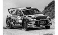 Hyundai i2 R5, No.30, WRC, Rallye Sardinien, J.Huttunen/M.Lukka, 2020