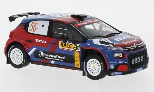 Citroen C3 R5, No.56, Rallye WM, Rally Catalunya,