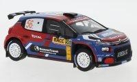 Citroen C3 R5, No.56, Rallye WM, Rally Catalunya, E.Camilli/B.Eillas, 2019